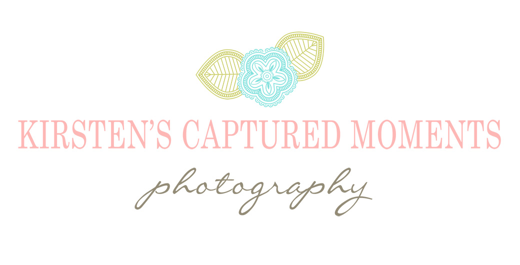 Kirsten's Captured Moments Photography logo